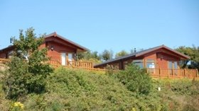 Beautiful lodges