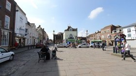 Wallingford Market place