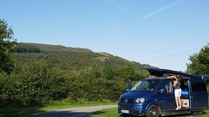 Camping holidays in Wales - Bryn Gloch Caravan Park Snowdonia