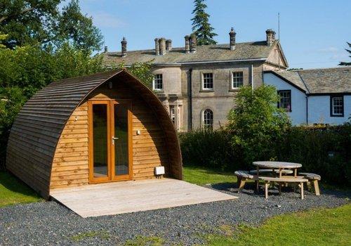 Photo of Camping pod: 4-Berth Pet-Friendly Glamping Pod