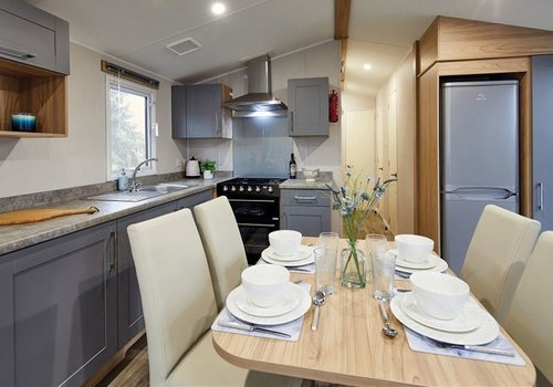 Photo of Holiday Home/Static caravan: New 3-Bed Willerby Malton