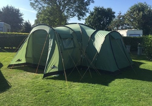 Photo of Camping pod: 8 person tent