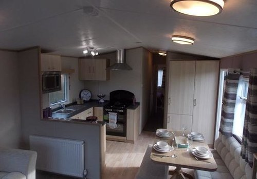 Photo of Holiday Home/Static caravan: Carnaby Caravans Limited Ashdale