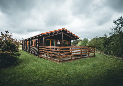 Photo of Lodge: 3-Bedroom Pet-Friendly VIP Hot Tub Lodge