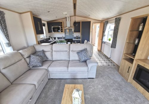 Photo of Holiday Home/Static caravan:  Carnaby Chantry