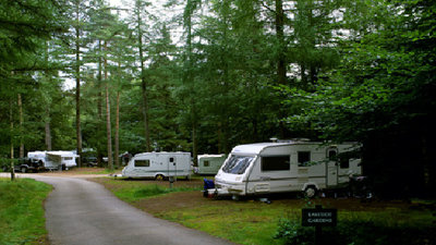 Picture of Low Manesty Caravan Club Site, Cumbria, North of England
