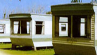 Picture of Maribou Holiday Park, Cornwall, South West England - Static holiday homes at Maribou Holiday Park