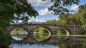 Holidays in Lincoln - Stone bridge, Clumber Park near Trentfield Farm