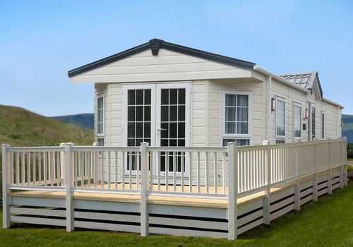 Photo of Holiday Home/Static caravan: Langford Delta