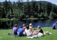 Picnic in Northumberland