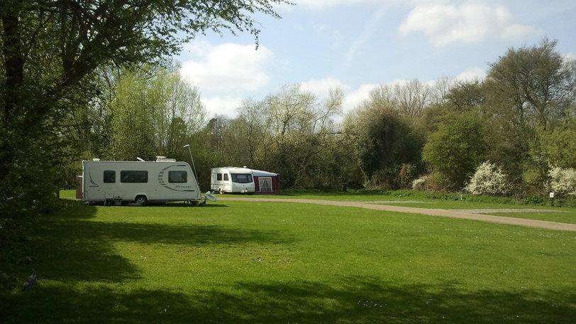 Holiday park in Berkshire - Hurley Riverside Park