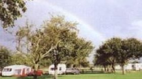 Picture of Kingsgreen Caravan Park, Worcestershire - Touring site