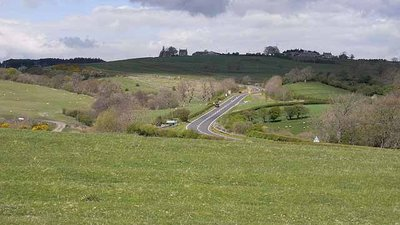 A696 at Kirkwhelpington  (© © Copyright Oliver Dixon (https://www.geograph.org.uk/profile/3462) and licensed for reuse (http://www.geograph.org.uk/reuse.php?id=1274141) under this Creative Commons Licence (https://creativecommons.org/licenses/by-sa/2.0/).)