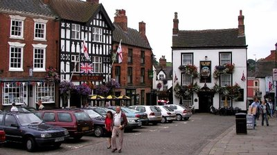 Ashbourne city
