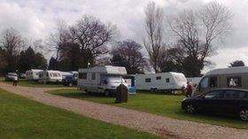 Picture of Hales Hall Caravan Park, Staffordshire, Central North England