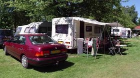 Picture of The Hop Farm Touring and Camping Park, Kent, South East England