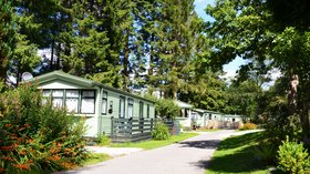 Holidays in Cumbria - Newby Bridge Caravan Park