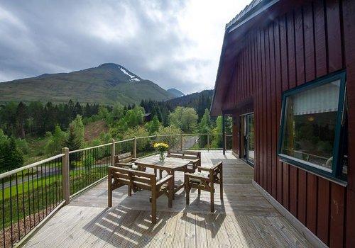 Photo of Log Cabin: Pinemarten Lodge