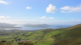 Holidays in Kerry - Mannix Point Camping and Caravan Park, Ring of Kerry