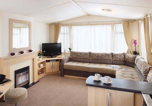 Photo of Holiday Home/Static caravan: 3-Bed Superior Caravan with Lake Views