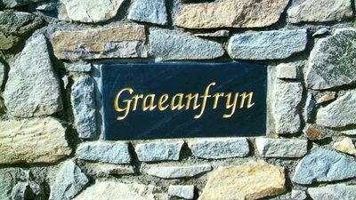 Picture of Graeanfryn Farm, Gwynedd, Wales - Entrance