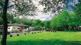 Picture of Pembrey Country Park Caravan Club Site, Carmarthenshire - Touring facilities at Pembrey Country Park CCC