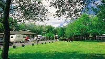 Picture of Pembrey Country Park Caravan Club Site, Carmarthenshire - Touring facilities at Pembrey Country Park CCC