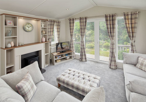 Photo of Holiday Home/Static caravan: Willerby Sheraton