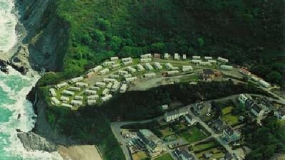 Picture of Gwalia Falls Retreat, Ceredigion