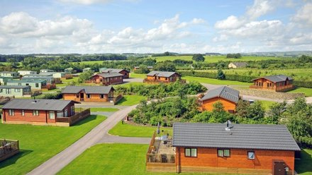 Holidays in North Yorkshire - Gallaber Park, Skipton