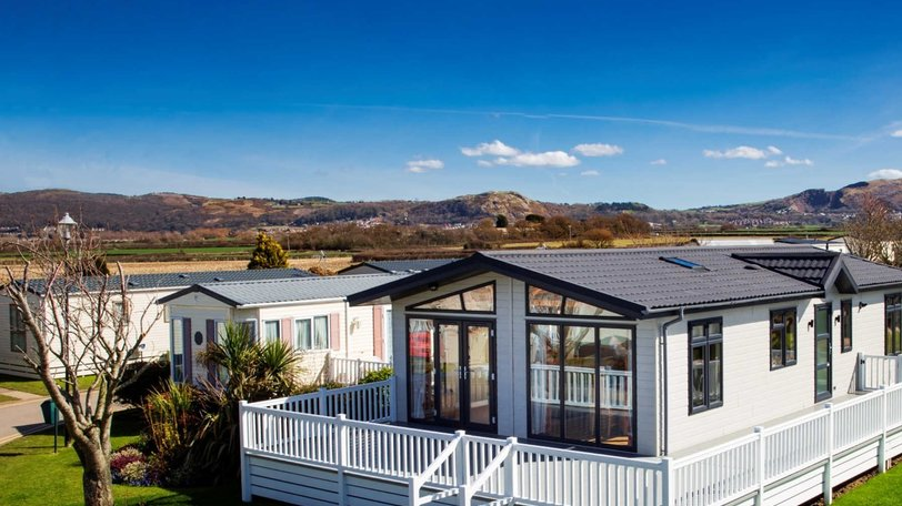 Holidays in Rhyl - New Pines Holiday Home Park, Rhyl