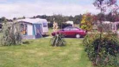 Picture of Pecknell Farm Caravan Park, Durham, North of England - Camping and touring on the site