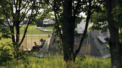 Picture of Veryan Camping and Caravanning Club Site, Cornwall