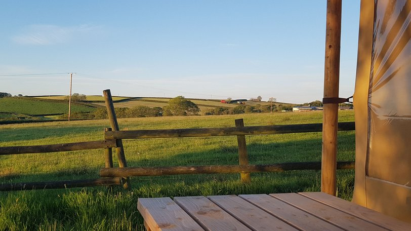 Devon Holidays - Hedley Wood Caravan & Camping Park