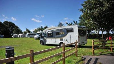 Caravan Park Motorhome