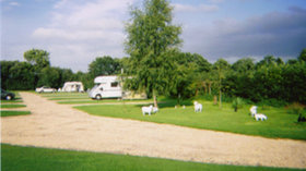Picture of Greenacres Touring Park, Somerset, South West England - Site located in a great area