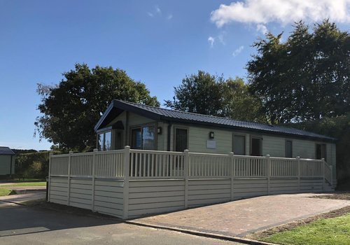 Photo of Holiday Home/Static caravan: Willerby Boston