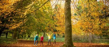 Best Autumn Holidays in the UK for 2021 - Autumn family getaways