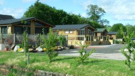 Caravan park in Dumfries and Galloway - Cressfield Caravan Park