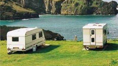 Picture of Trewethett Farm Caravan Club Site, Cornwall