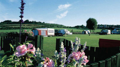 Picture of Salisbury Camping and Caravanning Club Site, Wiltshire