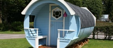 Hoddom Castle Caravan and Camping Park - Chill Pod