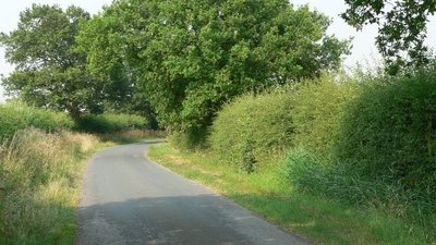 The Road from Wressle to Foggathorpe near to the caravan park (© © Copyright Roger Gilbertson (https://www.geograph.org.uk/profile/6184) and licensed for reuse (https://www.geograph.org.uk/reuse.php?id=205867) under this Creative Commons Licence (https://creativecommons.org/licenses/by-sa/2.0/).)