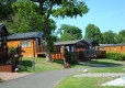 Our lodges on the site
