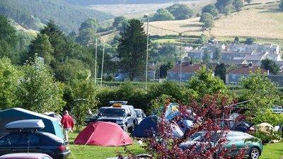 Campsite - north side