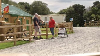 Picture of Delamere Forest Camping and Caravanning Club Site