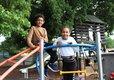 Andrewshayes Holiday Park adventure play park