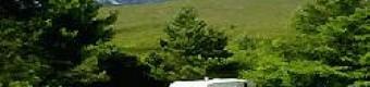 A picture overlooking Kinlochewe Caravan Park