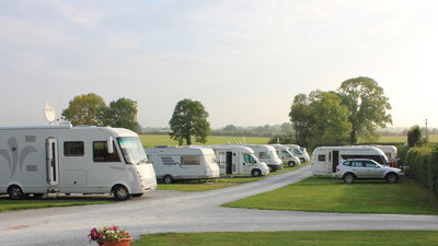Our touring pitches