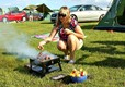 Enjoy a BBQ at your tent